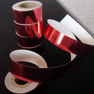 Mirror Tape – Rot