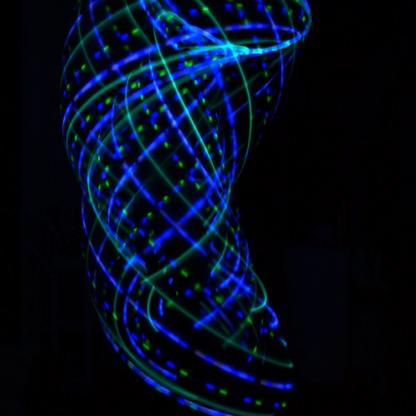 Cosmos - LED Hoop