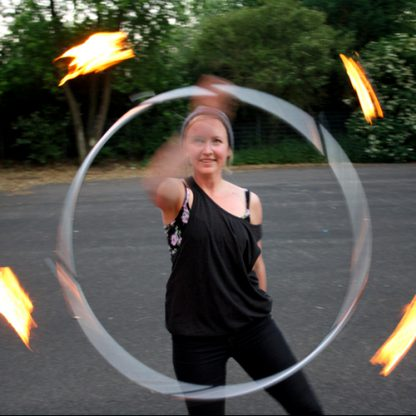 Feuer Hooping Workshop