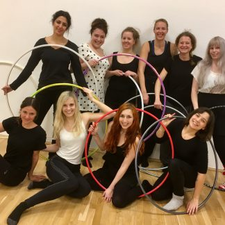 Hoopdance Workshop - Advanced