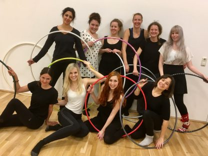 Hoopdance Workshop - Advanced