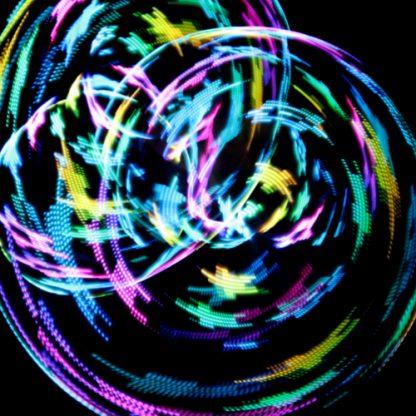 Matrix Hoop - LED smart Hoop