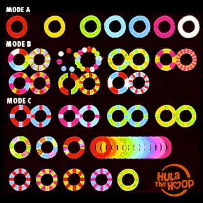 Pro Mode - LED smart Hoop